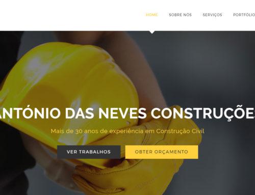 António das Neves Construções